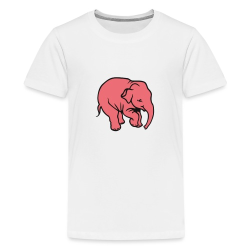 DT olifant - Teenager Premium T-shirt