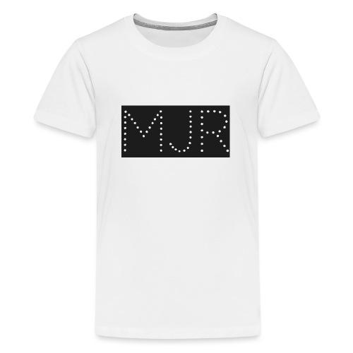 design 3 - Teenage Premium T-Shirt