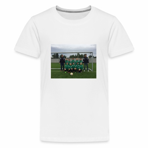 IMG-20170909-WA0002 - Teenager Premium T-Shirt