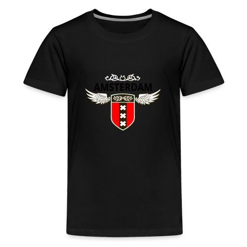 Amsterdam Netherlands - Teenager Premium T-Shirt
