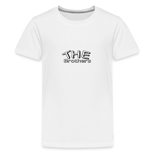 logo THE Brothers - Teenager Premium T-shirt