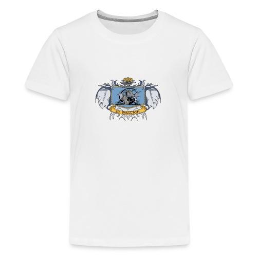 LeBastion1080 - logo - T-shirt Premium Ado