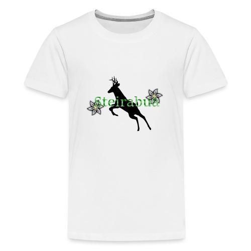 Steirabua - Teenager Premium T-Shirt