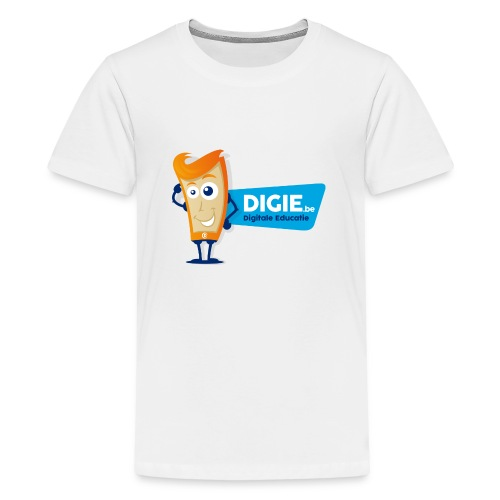Digie.be - Teenager Premium T-shirt