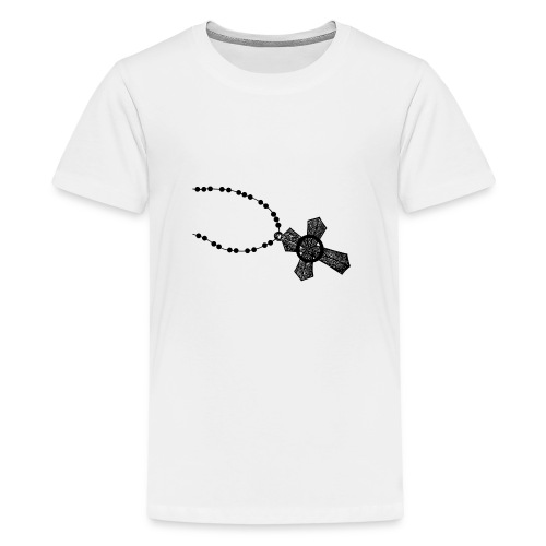 kruis 2 png - Teenager Premium T-shirt