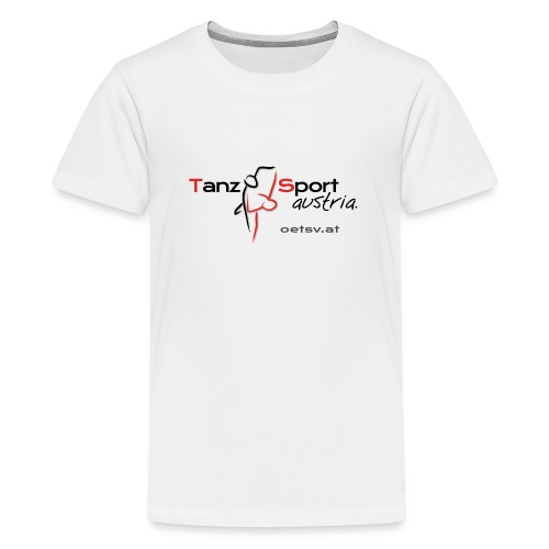 Logo OTSV V1 Internet gif - Teenager Premium T-Shirt