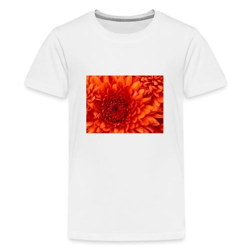 Chrysanthemum-jpg - Maglietta Premium per ragazzi