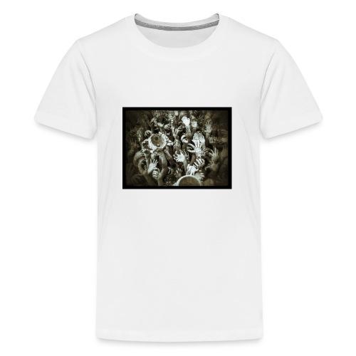Hell Hands - Maglietta Premium per ragazzi