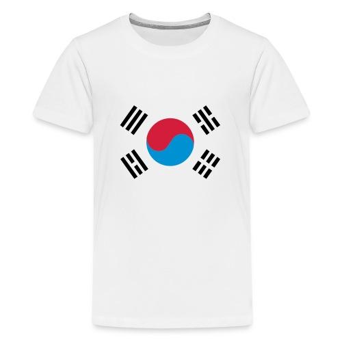 South Korea - Teenager Premium T-shirt