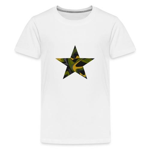 Weird Star - Teenager Premium T-Shirt