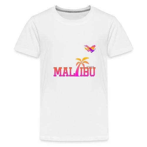 Space Atlas Ladies T-Shirt Malibu - Teenager premium T-shirt