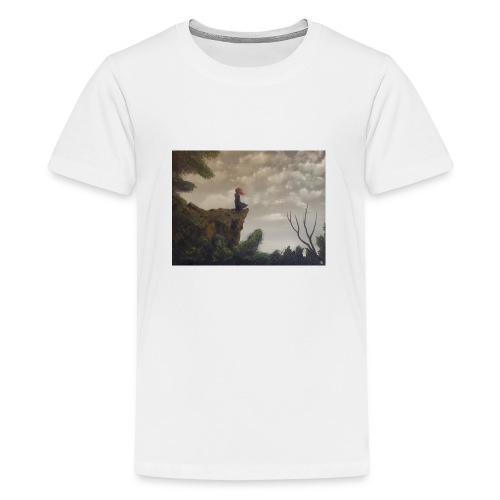 Nostalgie - Teenager Premium T-Shirt