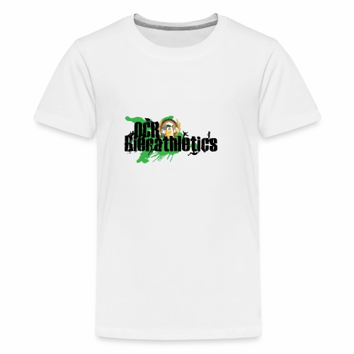 Bierathletics - Teenager Premium T-Shirt
