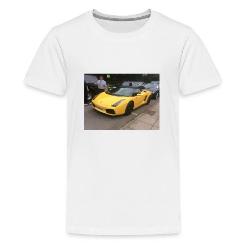 IMG 2365 - Teenage Premium T-Shirt
