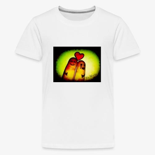 Friendly Vibes - Teenager Premium T-Shirt
