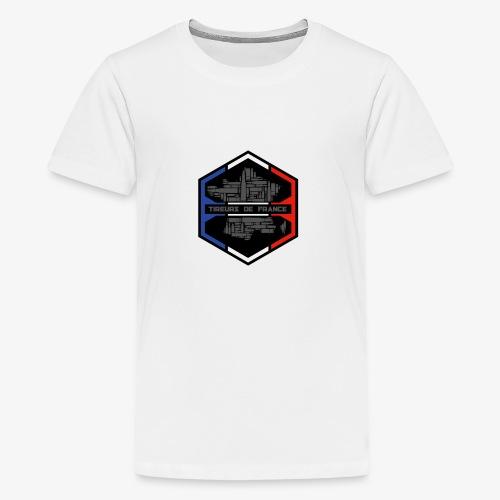 tireursdefrance - T-shirt Premium Ado