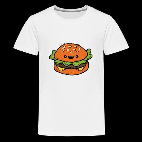 Star Burger - Teenager Premium T-shirt