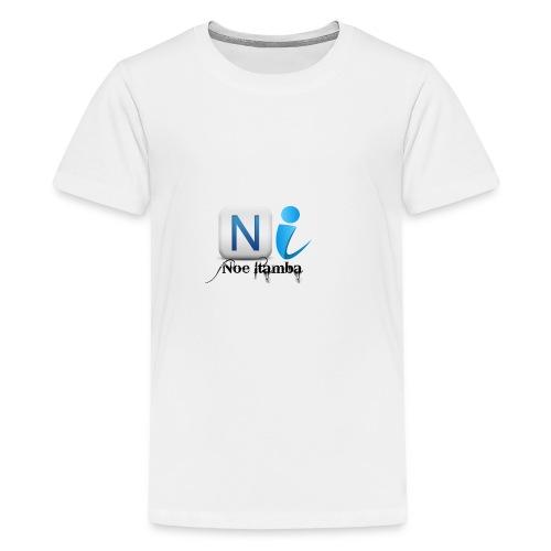 Noe Itamba - Premium T-skjorte for tenåringer