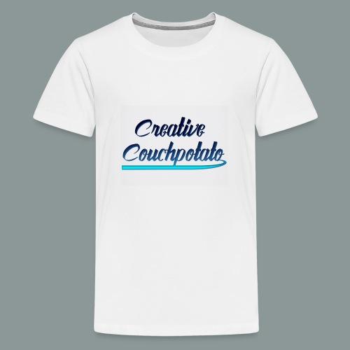 Couchpotato - Teenager Premium T-Shirt