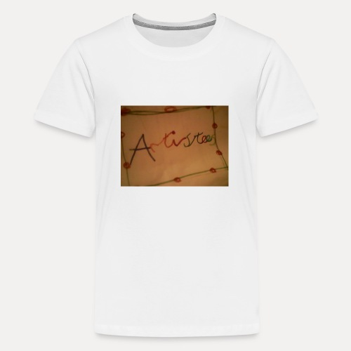 Artistees - Teenage Premium T-Shirt
