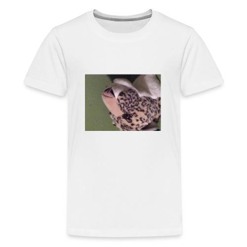 Opdekop tijger - Teenager Premium T-shirt