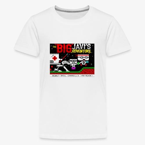 BJA Loaing Screen - Camiseta premium adolescente