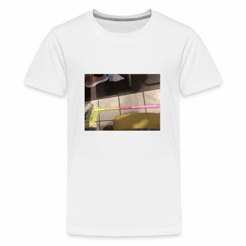 Anton - Premium-T-shirt tonåring