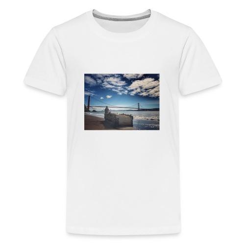 poncio - Camiseta premium adolescente