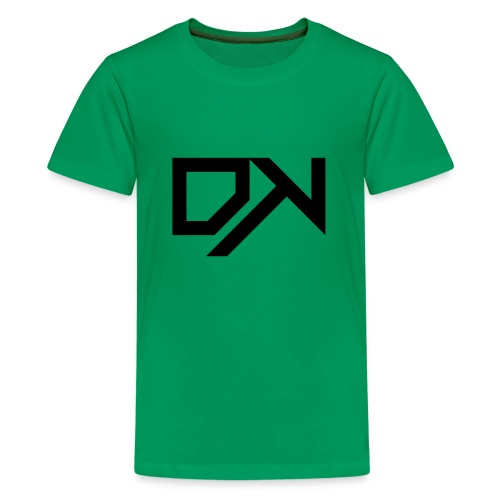 DewKee Logo Samung Galaxy S4 Case Black - Teenage Premium T-Shirt