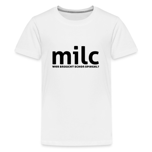 milc - Teenager Premium T-Shirt
