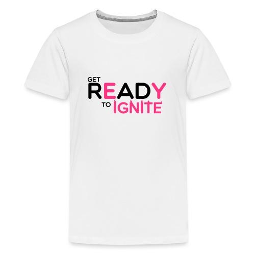 GET READY - T-shirt Premium Ado