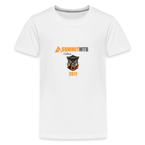 FoD_Hoody_Logo_2017 - Teenage Premium T-Shirt