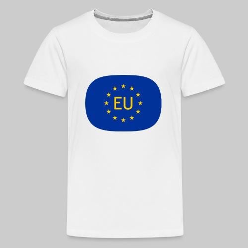 VJocys European Union EU - Teenage Premium T-Shirt
