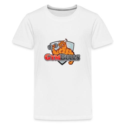 GymBulls - Teenager Premium T-Shirt