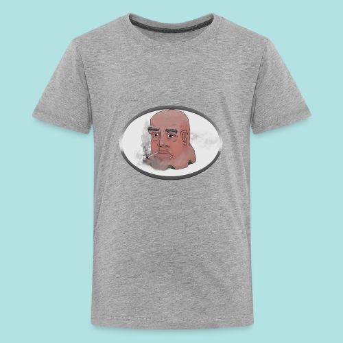 Smokey JO - Teenage Premium T-Shirt