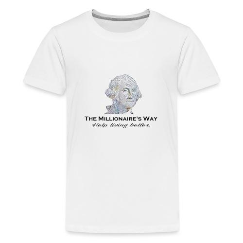 Il nostro logo - Maglietta Premium per ragazzi