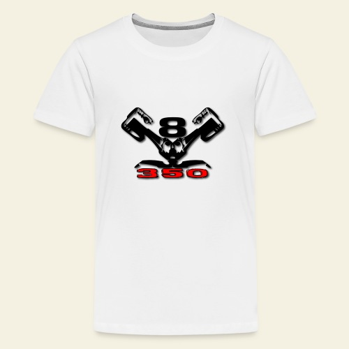 350 v8 - Teenager premium T-shirt