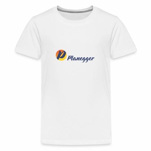 Planegger Logo - Teenager Premium T-Shirt