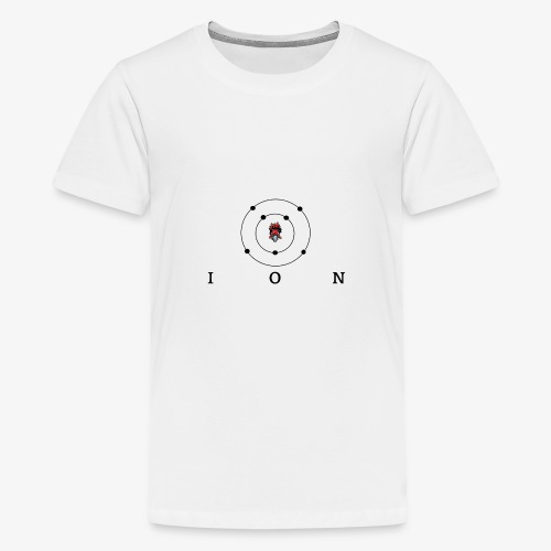 logo ION - T-shirt Premium Ado