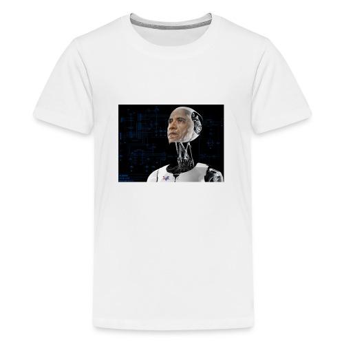 iRobama - Teenage Premium T-Shirt