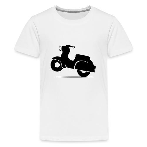 Schwalbe knautschig - Teenager Premium T-Shirt