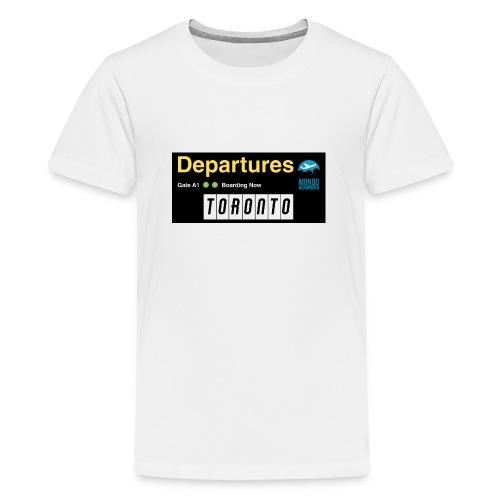 TORONTO png - Maglietta Premium per ragazzi
