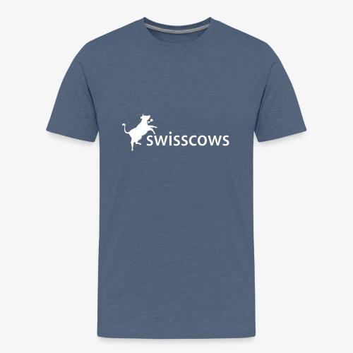 Männer Kaputzenpulli - Teenager Premium T-Shirt