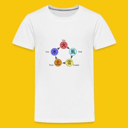 Mug Chakra - T-shirt Premium Ado