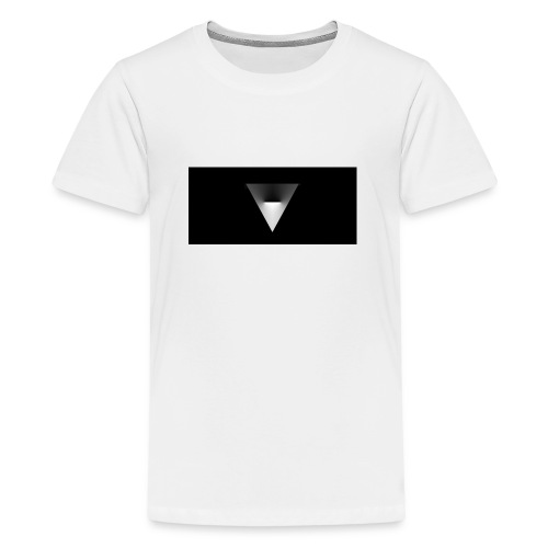 KX DESIGN LOGO TEST - Teenage Premium T-Shirt