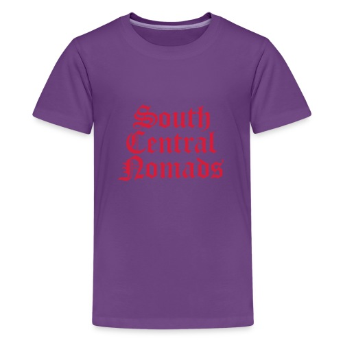 South Central Nomads - Teenager Premium T-Shirt