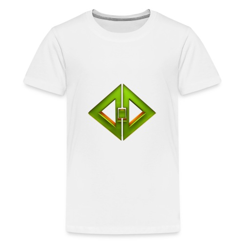 DoZe Clan Logo - Teenage Premium T-Shirt