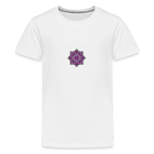 geometronology - Teenage Premium T-Shirt