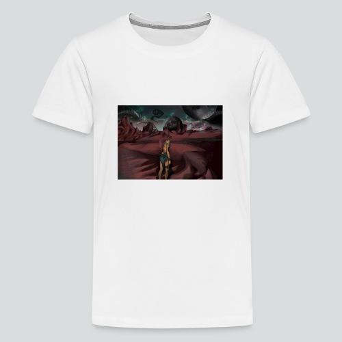 While I' m still here - T-shirt Premium Ado