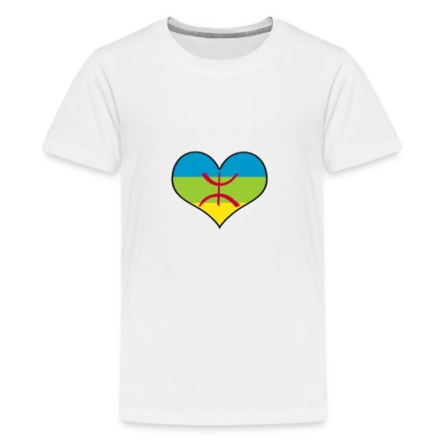 I LOVE AMAZIGH - T-shirt Premium Ado